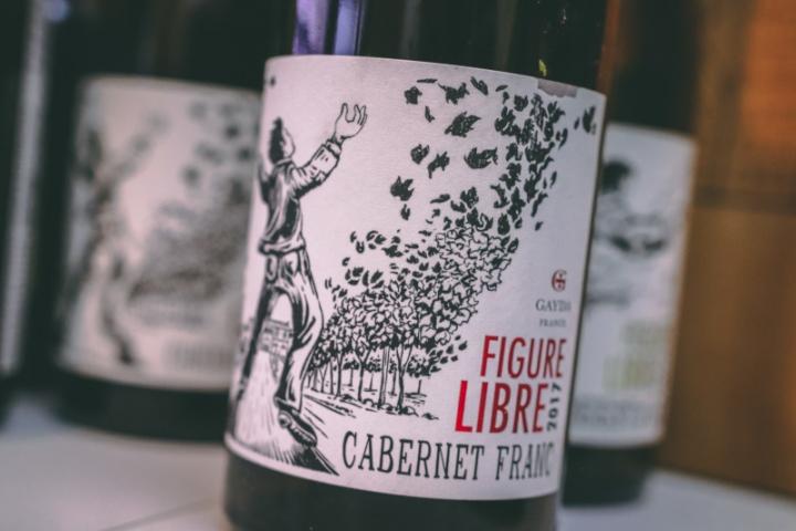 Figure Libre Cabernet Franc